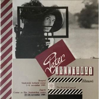 PETER GREENWAY ,FILMOVI KATALOG