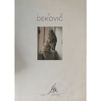 IVO DEKOVIĆ : PRIČA ZA MALU DJECU 1989-1996 , KATALOG IZLOŽBE