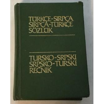 KURTES AGUŠI : TURSKO SRPSKI I SRPSKO TURSKI REČNIK