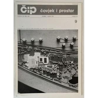 ČOVJEK I PROSTOR ARHITEKTURA 1978. BROJ 306