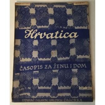 HRVATICA ČASOPIS ZA ŽENU I DOM 1939. BROJ 9