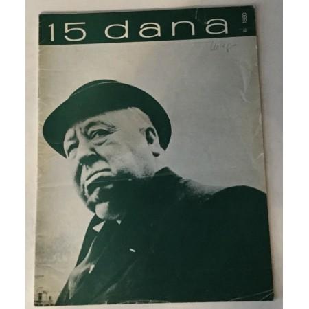 15 DANA ČASOPIS 1980. BROJ 6