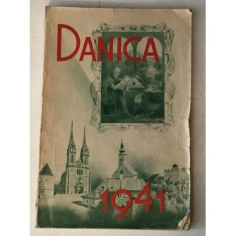 DANICA KOLEDAR I LJETOPIS HRVATSKOGA KNJIŽEVNOGA DRUŠTVA SV. JERONIMA ZA PRESTUPNU GODINU 1941.