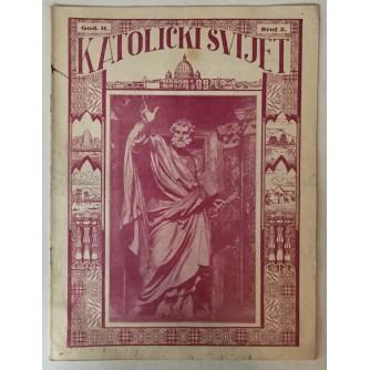 Katolički svijet godina 1933. broj 2