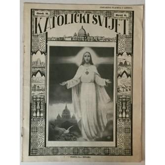 Katolički svijet godina 1933. broj 6