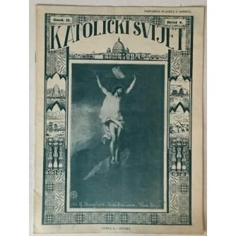 Katolički svijet godina 1933. broj 4