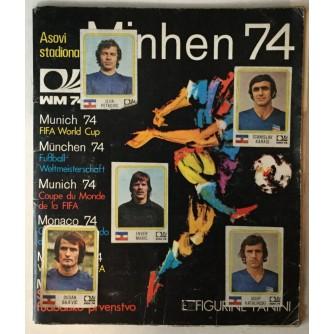 Minhen 74, Svetsko fudbalsko prvenstvo (album sa sličicama)