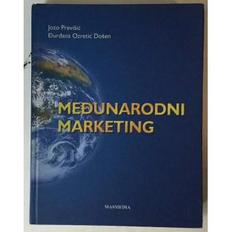 Jozo Previšić, Đurđana Ozretić Došen: Međunarodni marketing