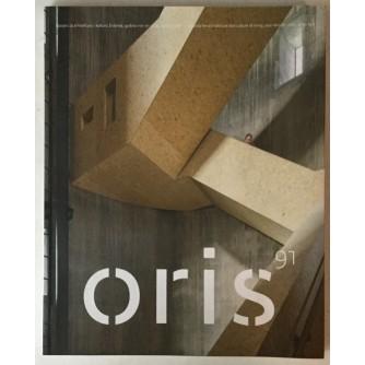 Oris, časopis za arhitekturu i kulturu življenja broj 91 godina 2015.