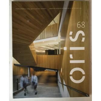 Oris, časopis za arhitekturu i kulturu broj 68 godina 2011.