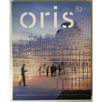 Oris, časopis za arhitekturu i kulturu življenja broj 82 godina 2013.