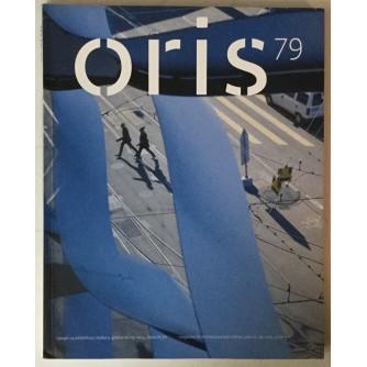 Oris, časopis za arhitekturu i kulturu broj 79 godina 2013.