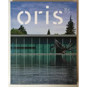 Oris, časopis za arhitekturu i kulturu življenja broj 85 godina 2014.