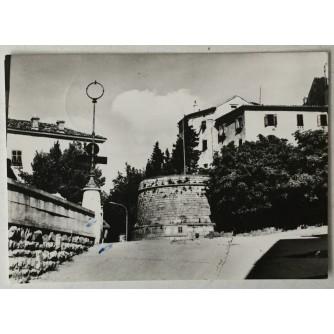 Labin: stara razglednica bastion