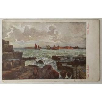 Fažana: stara razglednica Hugo Charlemont Konao Fasane