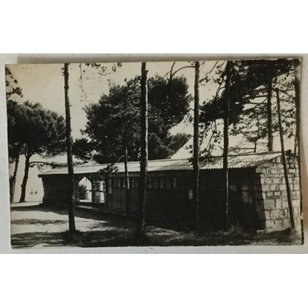 Medulin: stara razglednica Dječje ljetovalište NOGZ - a kuća