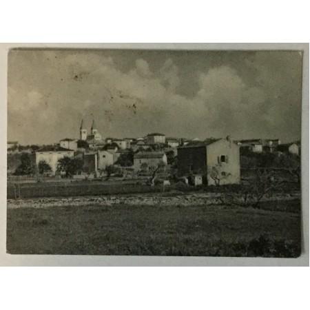 Medulin: stara razglednica panorama