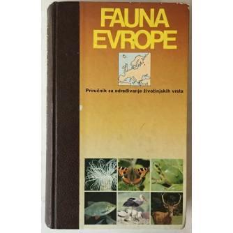 Harry Garms, Leo Borm: Fauna Evrope