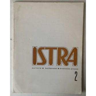 Istra, časopis broj 2 1976. godine