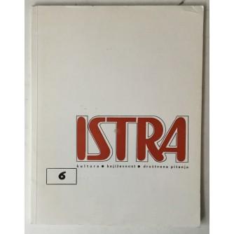 Istra, časopis broj 6 1975. godine
