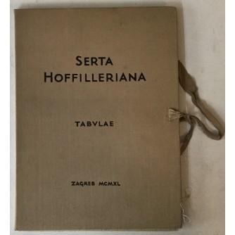 Serta Hoffilleriana, tabulae