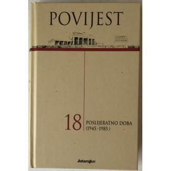 Biblioteka Jutarnjeg lista Povijest 18, Poslijeratno doba (1945. - 1985.)