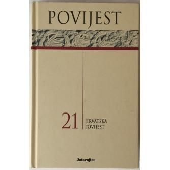 Biblioteka Jutarnjeg lista Povijest 21, Hrvatska povijest