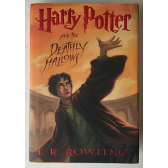 J. K. Rowling: Harry Potter and the Deadly Hallows
