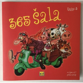 Fabrice Lelarge: 365 šala, knjiga 3