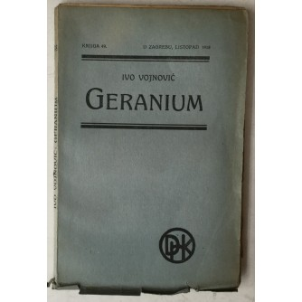 Ivo Vojnović: Geranium