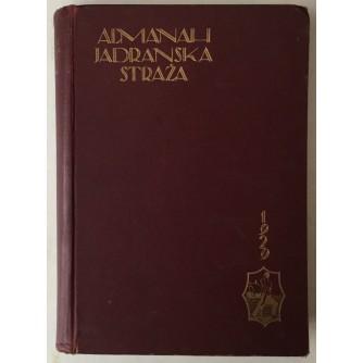Almanah Jadranska straža za 1928./1929. godinu