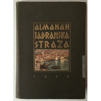 Almanah Jadranska straža za 1925. godinu