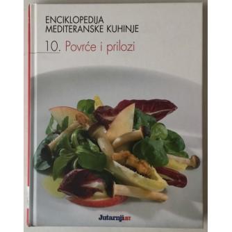 Enciklopedija mediteranske kuhinje 10. Povrće i prilozi