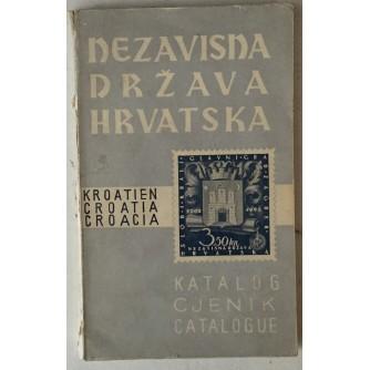 Branko Marić: Katalog - cjenik hrvatskih poštanskih maraka, Nezavisna Država Hrvatska 1941. - 1945., Dodatak: Izdanja u izbjegličtvu, Bosna i Hercegovina 1878. - 1919., Hrvatska 1918.