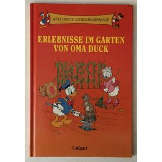 Walt Disney lustige Reimparade: Erlebnisse im Garten von Oma Duck
