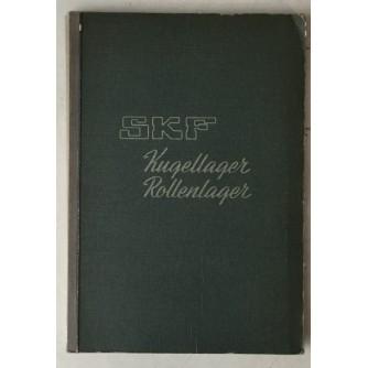 SKF Kugellager Rollenlager, Katalog Nr. 2003