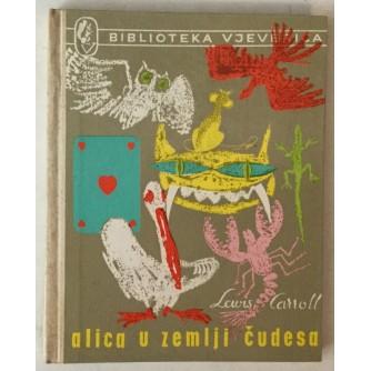 Lewis Carroll: Alica u zemlji čudesa