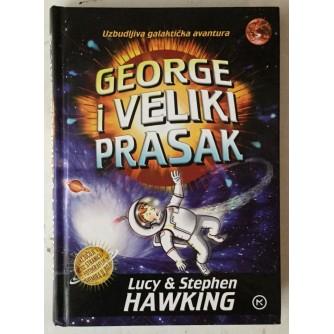Lucy Hawking, Stephen Hawking: George i Veliki prasak