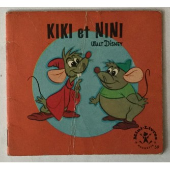 Walt Disney: Kiki et Nini