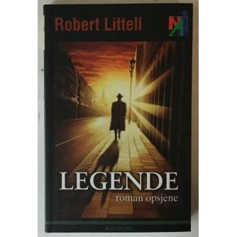 Robert Littell: Legende