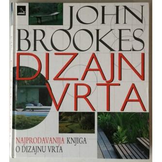 John Brookes: Dizajn vrta
