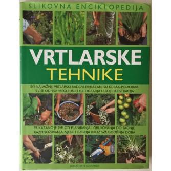 Jonathan Edwards: Vrtlarske tehnike, Slikovna enciklopedija