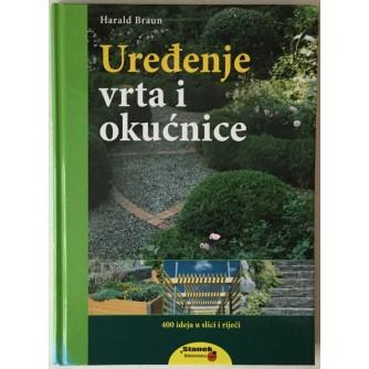 Harald Braun: Uređenje vrta i okučnice
