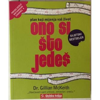 Gillian McKeith: Ono si što jedeš