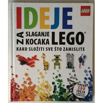 Daniel Lipkowitz: Ideje za slaganje kocaka LEGO, Kako složiti sve što zamislite