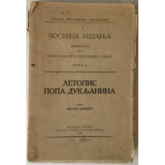 Letopis popa Dukljanina