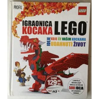 Daniel Lipkowitz: Igraonica kocaka LEGO, Ideje koje će vašim kockama udahnuti život