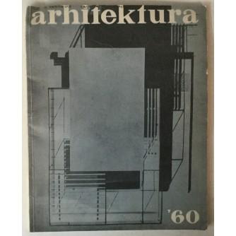 Arhitektura časopis 4-6/1960.