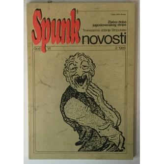 Spunk novosti, Zlatno doba jugoslovenskog stripa, Tromesečno izdanje Stripoteke