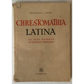 Dane Smičiklas, Antun Hurm: Chrestomatia latina